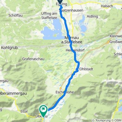 WM5 21, Eglfing  Oberau