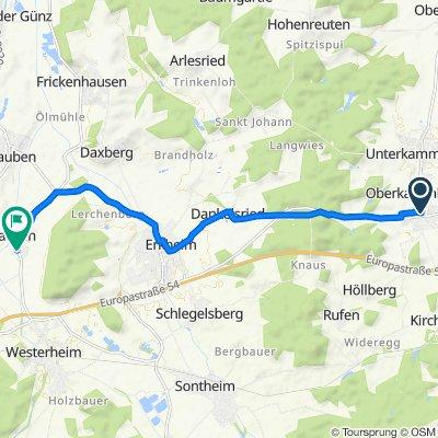 Gunz 19, Westerheim