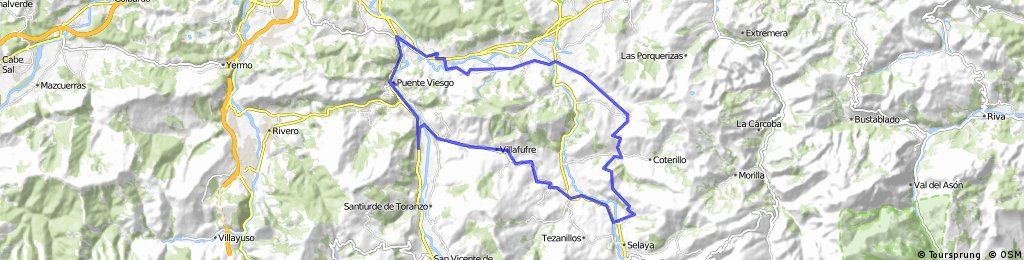 Abionzo-Llerana-Esles desde Corvera