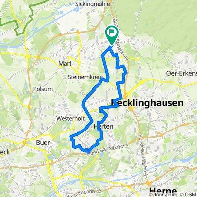 Marl Hüls - GE Woltershof