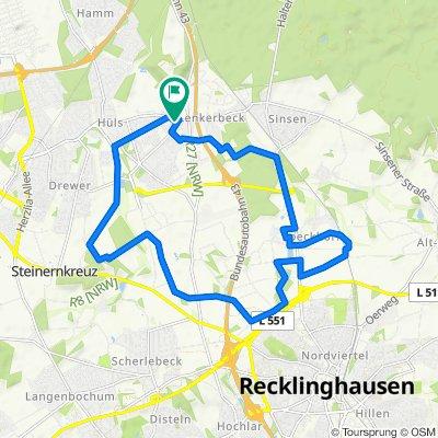 Marl Hüls- Recklinghausen