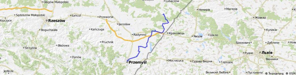 Wycieczka Nr 16/2010 - Polska egzotyczna 2010 - Etap I - 18 do 28 lipca