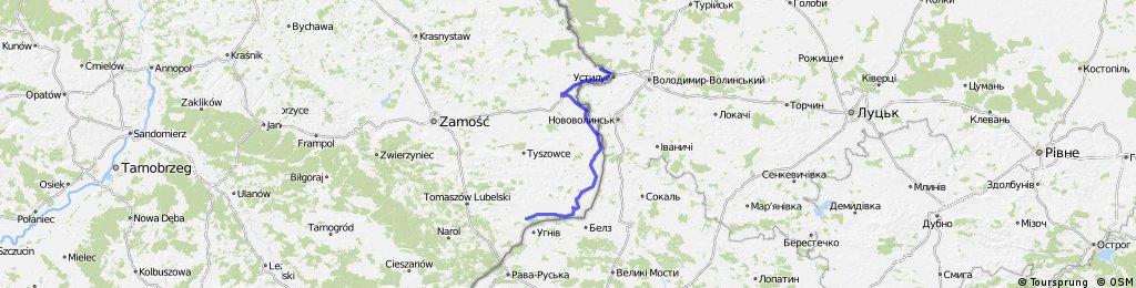 Wycieczka Nr 16/2010 - Polska egzotyczna 2010 - Etap III - 18 do 28 lipca