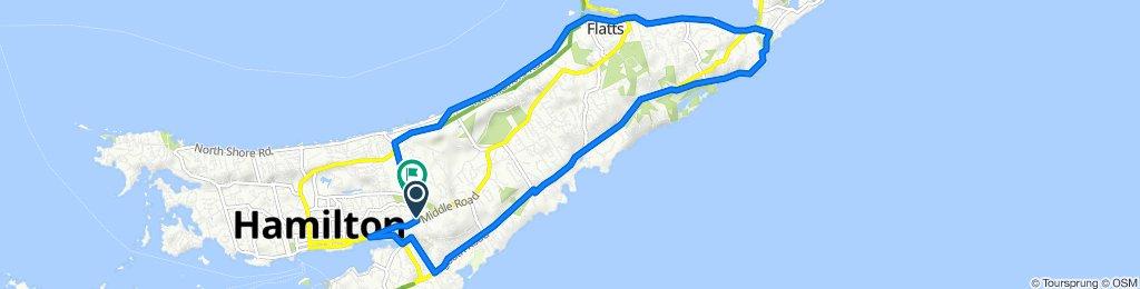 Arboretum-Flats-Devil's Hole -S Shore Loop