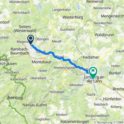 Auf der Schwarz , Siershahn nach Diezer Straße 21, Limburg