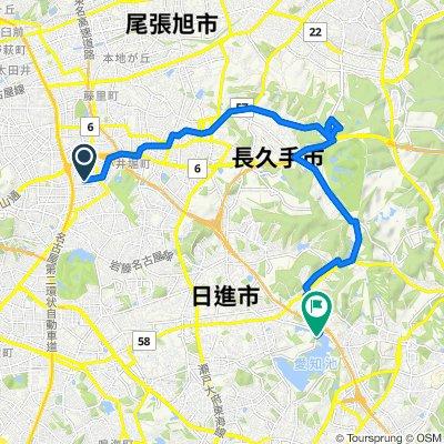De 2-chōme, Nagoya a Minamiyama, Nisshin