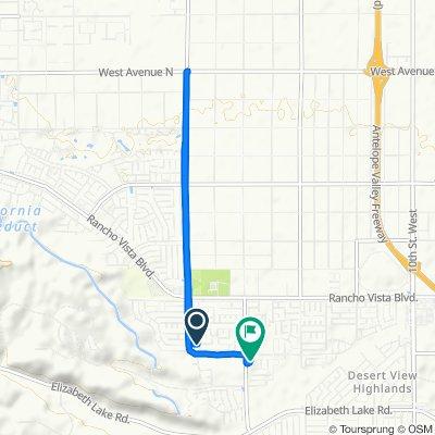 2827–2899 Bouquet Ln, Palmdale to 39130 Silverberry Ln, Palmdale