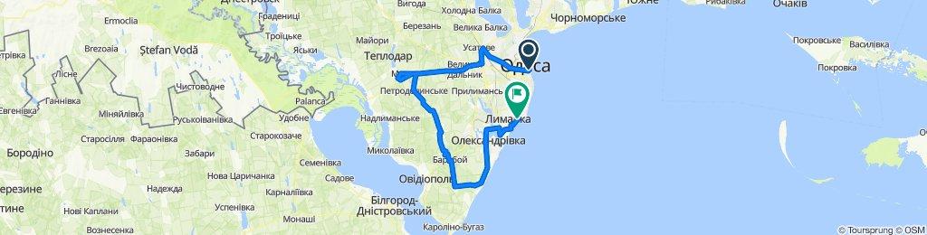 велосотка Одесса