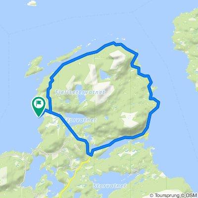 Årsundøya rundt
