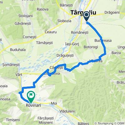 Targu Jiu - Vacarea - Talvesti - Rovinari