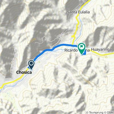 De Arequipa 141, Lurigancho-Chosica a Av. Los Olivos, Chosica