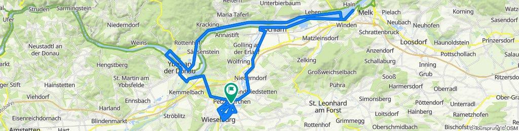 Wiener Straße 36, Petzenkirchen nach Wiener Straße 36, Petzenkirchen