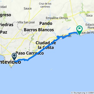 1- Montevideo-Atlantida