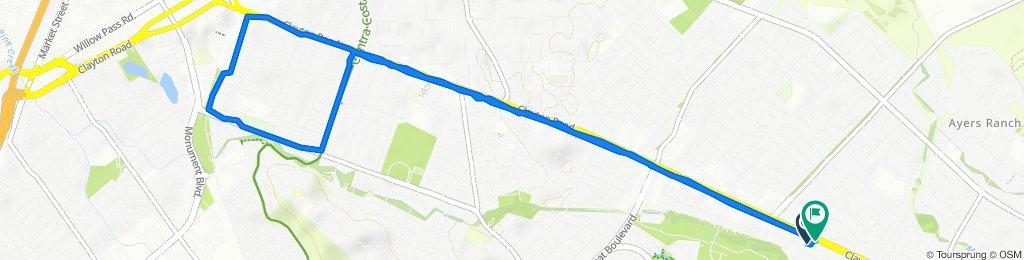 De Wolf Way 4816, Concord a Clayton Road 51001B, Concord