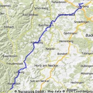 Leonberg - Schenkenzell