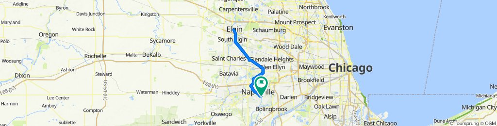 Naperville- Elgin