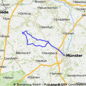 Münsterlandgiro 70 km