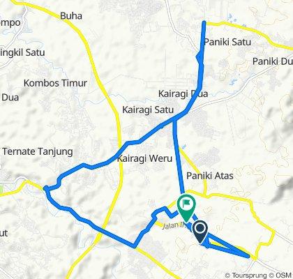 Cycling Minggu 27.09.20