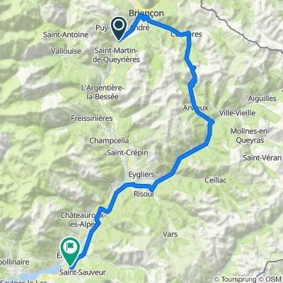 2019-08-23 / Alpes - Embrun / Col d'Izoard