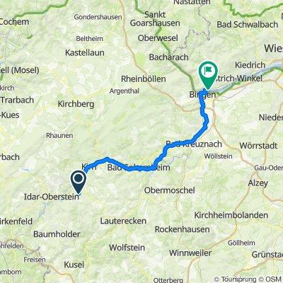 Gasse 4, Dickesbach nach Grabenstraße 7, Rüdesheim am Rhein