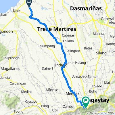 Hillsview Royale, Naic to Tagaytay - Nasugbu Highway
