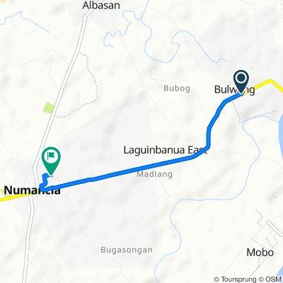 Numancia Highway to F. Briones 186, Numancia