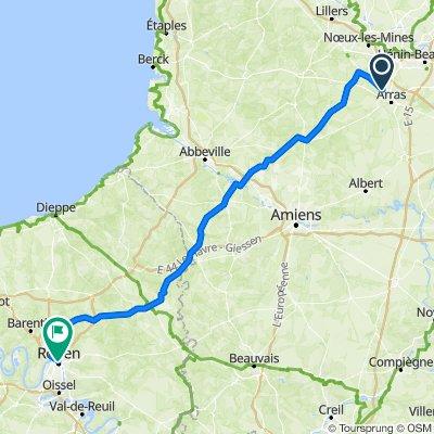 Arras-Rouen