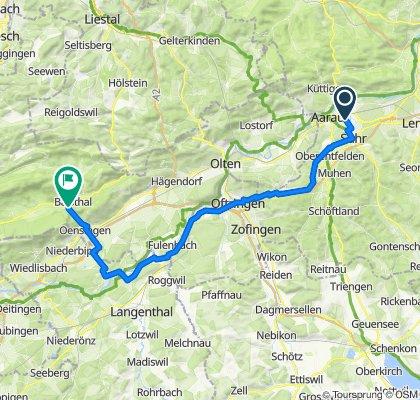Aarau - Balsthal