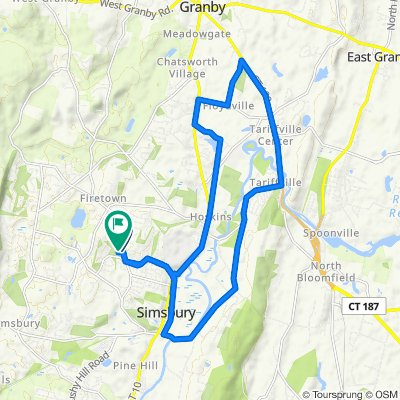 Route 2 Tarriffville