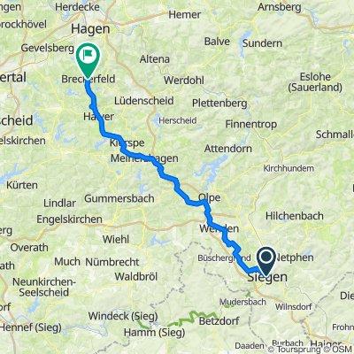 Wetzlar to Munster: Stage 2