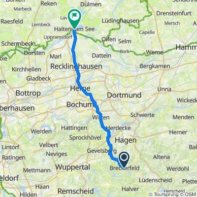 Wetzlar to Munster: Stage 3