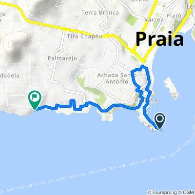 Kaap Verdie Praia GMT-1