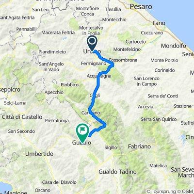 Marche Umbria Etappe 2