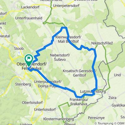 Oberpullendorf-Kroatisch Minihof