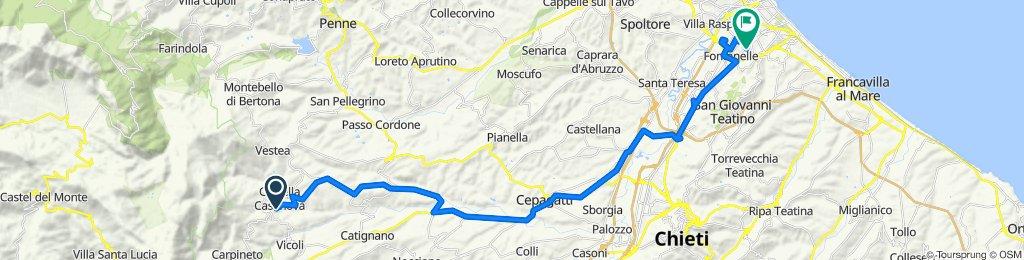 Civitella - Pescara