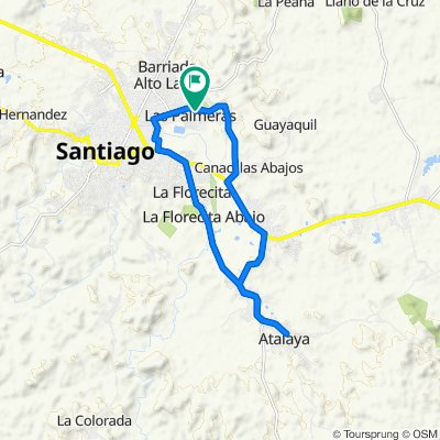 De Manzana 091011 86-349, San Martín de Porres a Manzana 091011 86-349, San Martín de Porres