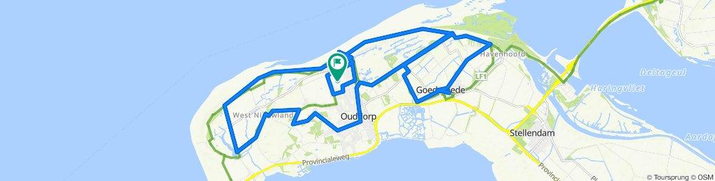 Westerduin 112, Ouddorp nach Westerduin 110, Ouddorp