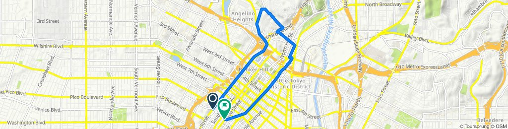 South Park to Dodgers Stadium to Chinatown and Back