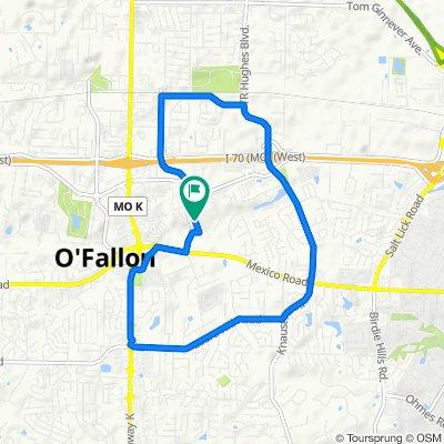 09.30.2020 Bike Route