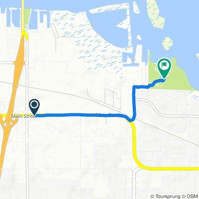 1059 Main St, Oakley to 69 Big Break Rd, Oakley
