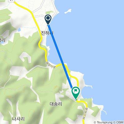 Seosaeng-myeon 307-2 to Seosaeng-myeon 산9-10