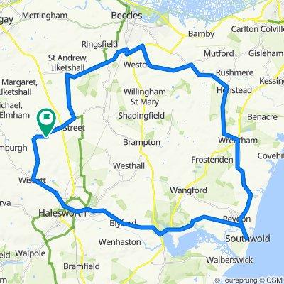 Suffolk Route