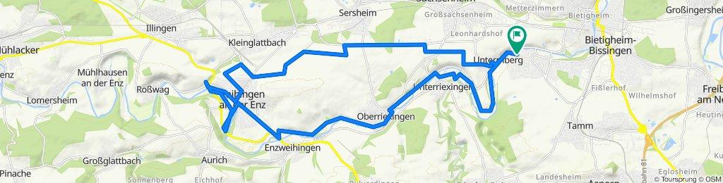 Schulstraße 8, Bietigheim-Bissingen nach Schulstraße 8/1, Bietigheim-Bissingen