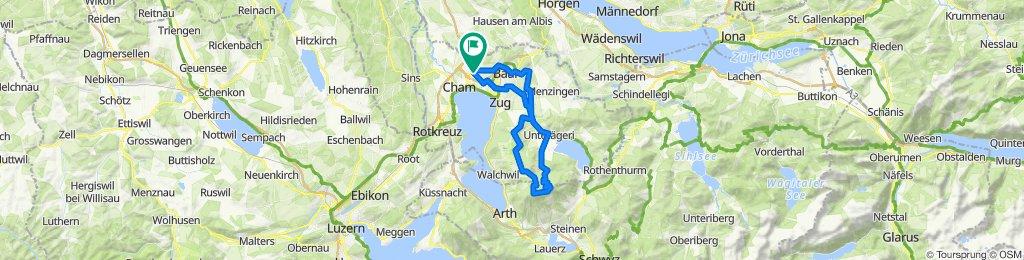 Steinhausen > Gnipen >Steinhasen
