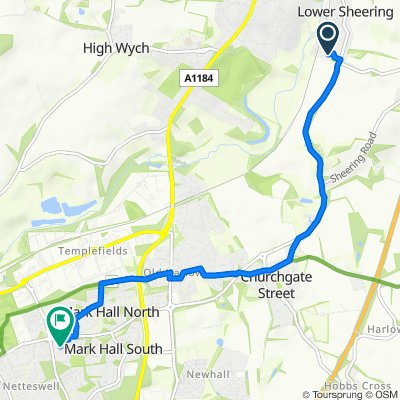 Ladywell Prospect 117 to The Stow 10-25