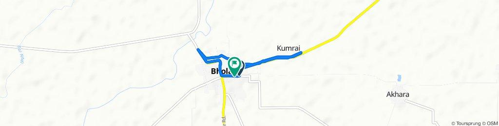 Bholath-Kala Bakra Road to Bholath-Kala Bakra Road