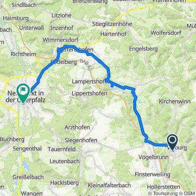 Labertaler Radweg Teil 3