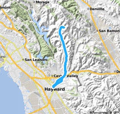 The Grand Cru: Hayward & The Bistro