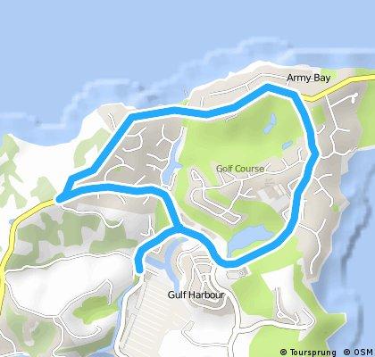 Gulf Harbour loop