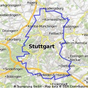 Radelring Stuttgart